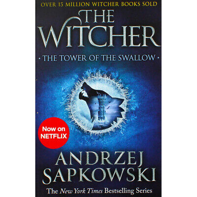 The Witcher - The Tower of the Swallow - Book 4 (Paperback), Fiction Books, New