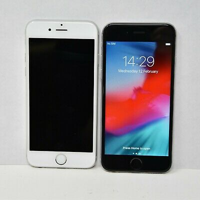 Apple iPhone 6 SILVER/SPACE GREY- Locked/SIM Free Smartphone Colours Grade