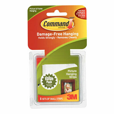 NEW 3M Command Picture Hanging Pack By Spotlight