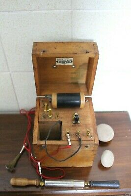 Early medical electric shock machine