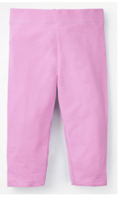 Girls MINI BODEN leggings cropped 2 3 4 5 6 7 8 9 10 11 12 13 14 15 16 pink
