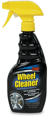 Stoner Wheel Cleaner - 473ml - Foaming Gel Cleaner - Cleans Wheels & Tyres