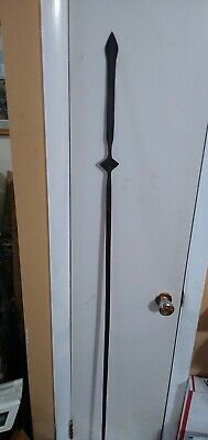 Antique Hand Forged Spear