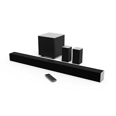 "VIZIO SB3851-C0 38"" in 5.1 Channel Soundbar System - Vizio Certified Refurbished"