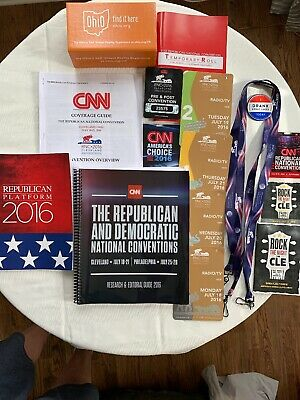 2016 Cleveland, Ohio Republican National Convention