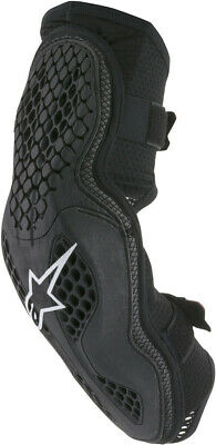 Alpinestars Sequence Elbow Protectors Black/Red Lg/Xl