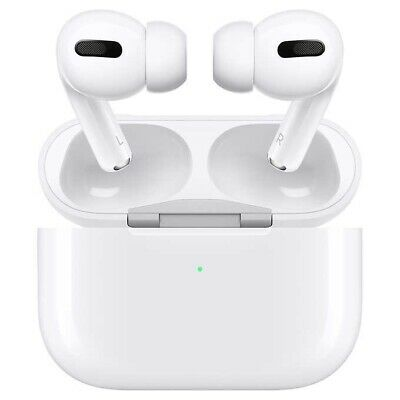 Apple AirPods Pro W/ Wireless Charging Case Genuine Apple Airpods Pro MWP22AM/A