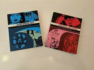LOVE AND ROCKETS collection