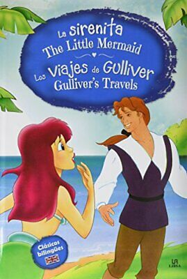 La Sirenita - Los Viajes de Gulliver: The Little Mermaid - Gulliver`s Travels (