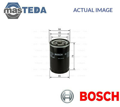 Bosch Engine Oil Filter 0 986 452 016 G New Oe Replacement