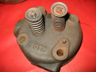 Stover Ct 2 Cylinder Head      Hit Miss Gas Engine