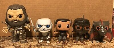 Funko Pop Game Of Thrones Lot 21 Pcs Stannis  Baratheon Margaery Tyrell Bronn +