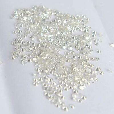 1.50+CT Coupe Ronde Labo Grown Desseré Diamants 4.40-4.50 mm vs Ef Diamants