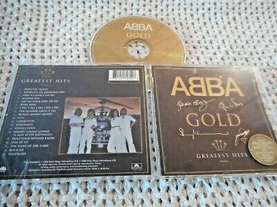 ABBA. Gold. Greatest Hits