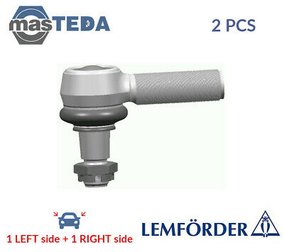 2x LEMFÖRDER FRONT TRACK ROD END RACK END PAIR 11505 03 G NEW OE REPLACEMENT