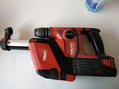 Hilti Cordless Hammer Drill Te6 a36 with drs