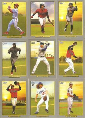 2020 Topps Series 1 Turkey Red Retail Inserts ***You Pick***