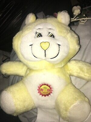 care bears Vintage Unofficial Cute Teddy Bear Plush Soft Toy