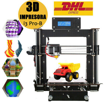 A8 3D Printer Upgradest High Precision MK8 Reprap Prusa i3 DIY kit 3D Drucker