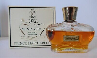 Prince Matchabelli 2 Fl Oz Wind Song Full With Box