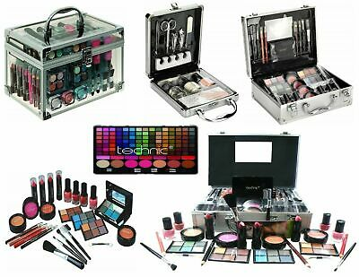 Technic Beauty Box Cosmetic Colour Case Make Up Xmas Gift Set