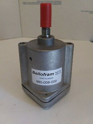 Marsh/Bellofram 980-008-000 Actuator