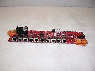 UNTESTED MCE Motion Control Engineering Elevator HC-CHP Control Circuit Board D