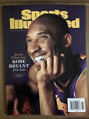 IN HAND Sports Illustrated 2020 -  Kobe Bryant 1978-2020 Special Tribute Issue
