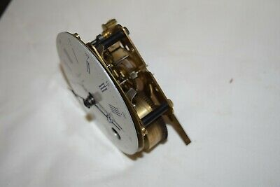 a old clock movement