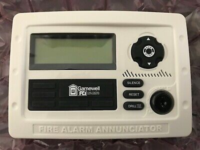 GAMEWELL FCI LCD-E3 FIRE ALARM DISPLAY Brand new