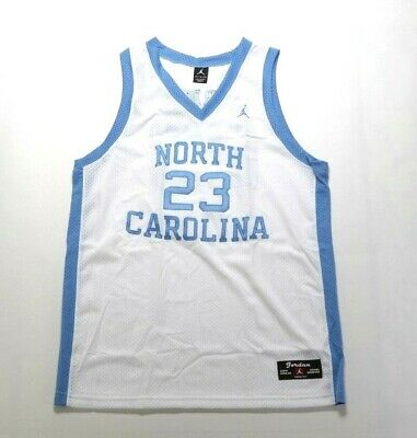 VINTAGE Michael Jordan Swingman Jersey JBRE0387823H (NORTH CAROLINA) WHITE