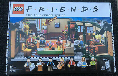 LEGO Central Perk Friends Classic TV Series Building Play Set - NEW