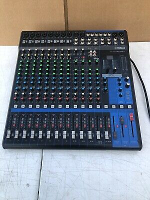 Yamaha  MG16XU Power Active 16-Channel Stereo Mixer
