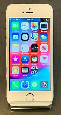 Apple iPhone 5s - 16GB - Silver (Sprint) A1453