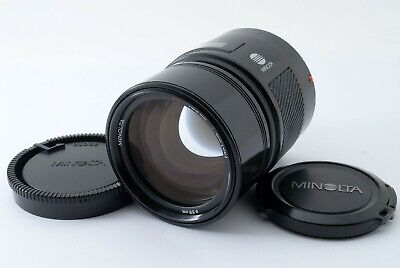 Minolta AF 135mm F/2.8 Telephoto Lens For Sony A Mount Excellent+++ Tested #5117