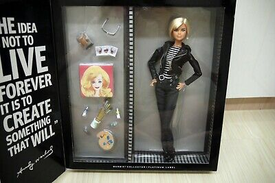 MADE FOR EACH OTHER BARBIE NRFB MINT W// Wallet PLATINUM LABEL BLONDE