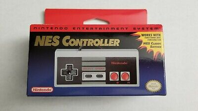 Nintendo Nes Classic Mini Controller. Officially Licensed Nintendo Product. NEW!