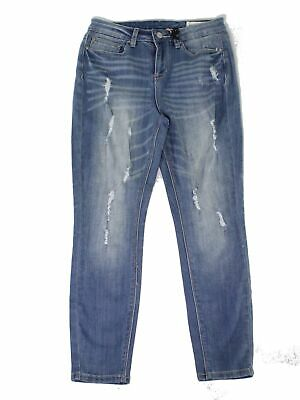 ban.jara Womens Jeans Blue Size 29 Skinny Ankle High-Rise Stretch $58 044