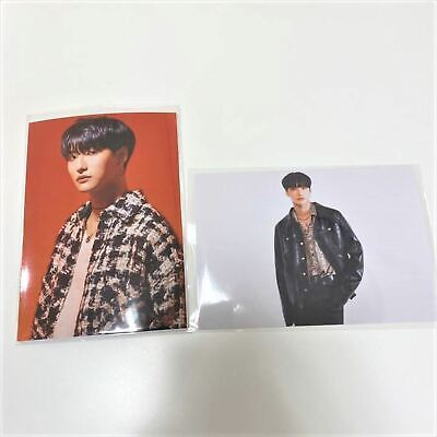 ATEEZ TREASURE EP. Map To Answer SEONGHWA Release event Photo card set of 2