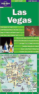 Las Vegas (Lonely Planet City Map), , Used; Good Book