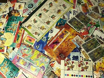 KILOWARE CHRISTMAS ISLAND OFF PAPERS ESTATE COLLECTION 1000's INC SOME UNFRANKED
