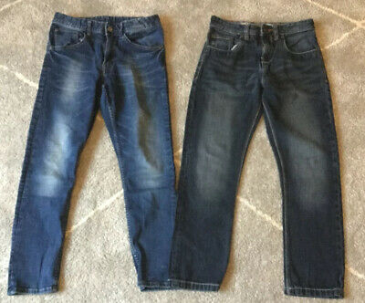 2 Pairs Of Boys Jeans, 10-11 Years