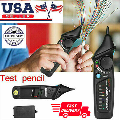 12~1000V AC LCD Non-Contact Electric Test Pen Voltage Digital Detector Tester