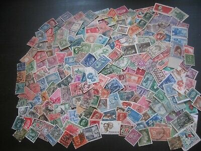 Stamps Interesting Lot Untouched For Years Kiloware Worldwide Old Lot 6