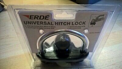 Erde Universal Trailer Hitch Lock