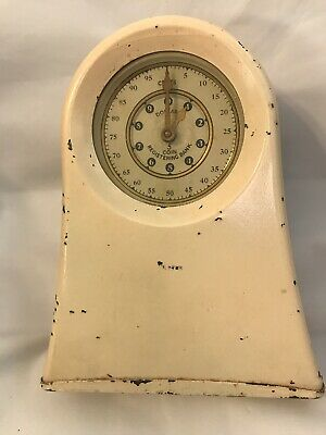 Vintage Kingsbury Coin Registering  Bank