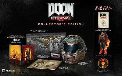 Doom Eternal Collector's Edition xBox One  - Pre Order