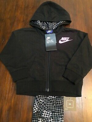 Girls Nike Tracksuit 18-24months Brand New With Tags
