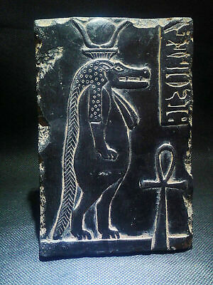 EGYPTIAN ANTIQUE ANTIQUITY Stela Stele Stelae 1549-1325 BC