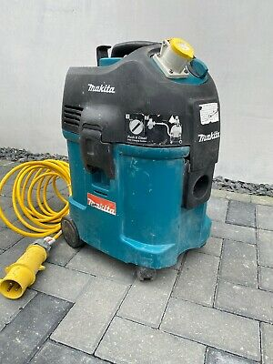 Makita 446 L Class Industrial Vacuum 110v Dust Extractor With Automatic Plug